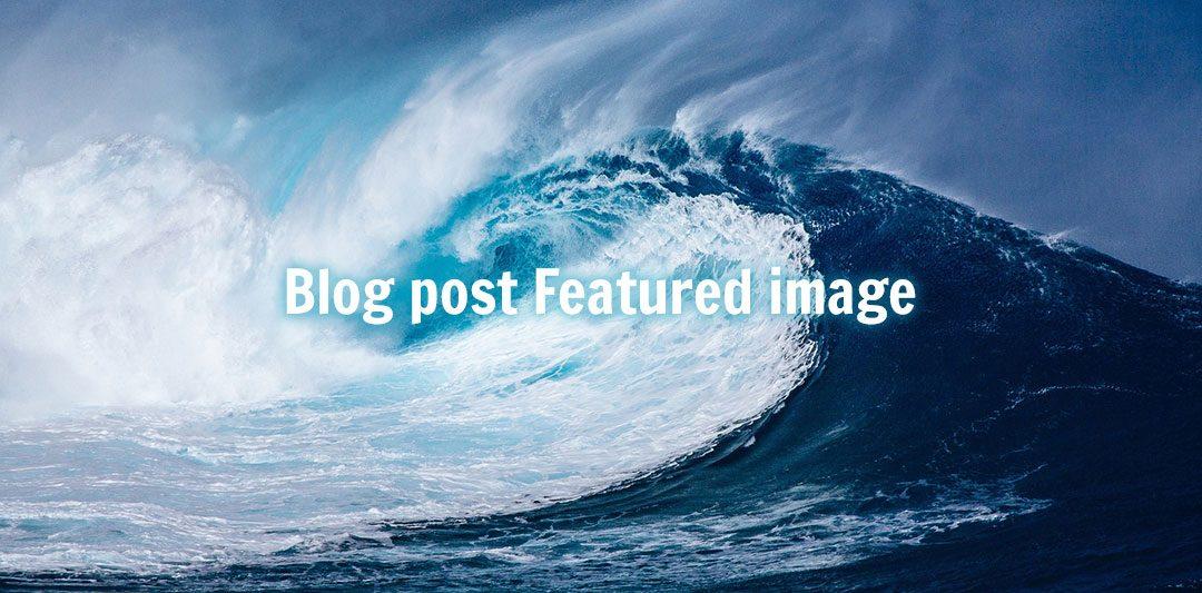 Sample blog post